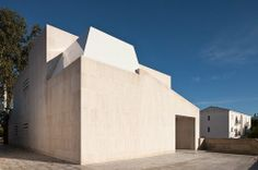 CHS Arquitectos - Health center, Cartaya 2011. Via afasia,...