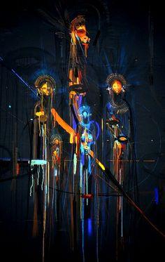 Sebastien Carricondo - street art - In situ art festival, Fort d'Aubervilliers (17 mai au 14 juillet 2014)