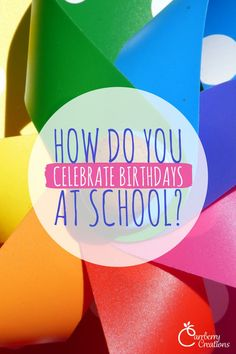 Celebrating student birthdays at school is a fun and memorable experience with this easy to implement idea. Read to learn more. Classroom Birthday, School Classroom, Autism Classroom, Birthday Board, Future Classroom, Birthday Ideas, Phonics Lessons, Grammar Activities, Writing Activities