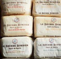 Butter packaging  Where to Buy Mementos (The Edible Kind) in Paris - Bon Appétit