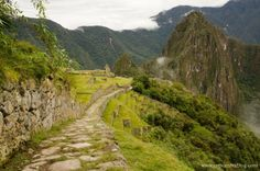 Hike the Inca Trail in Peru. Roughly a four day hike included with as much scenery as your senses can process and 3 sets of Inca ruins (Machu Pichu being one of them).