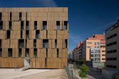 Carabanchel Housing - Foreign Office Architects