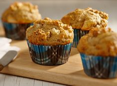 Coral Lentil, Pear and Nut Muffins Muffins, Muffin Tin Recipes, Granola, Muffin Cups, Lentils, Bon Appetit, Pear, Snacks, Baking