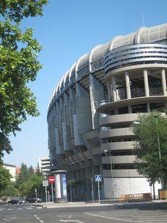 Santiago Bernabeu, Madrid