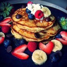 Fat girl pancakes ❤️