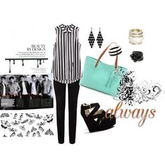rayasb by everojas on Polyvore