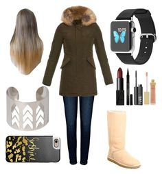 """I.F.S Stop:2- Alaska"" by lightinmotion ❤ liked on Polyvore"