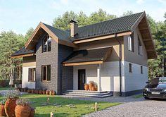 Farklı mimari stillerde ve farklı yapı malzemeleriyle inşa e…
