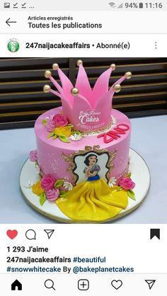 Disney Princess Birthday Cakes, Princess Cakes, Baby Birthday Cakes, Fondant Cakes, Cupcake Cakes, Royal Cakes, Mini Tortillas, Disney Cakes, Girl Cakes