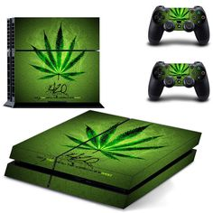 Vinyl Skin Sticker For PS4 Playstation 4 Console + Controller body Cover Decal #UnbrandedGeneric #SkinSticker