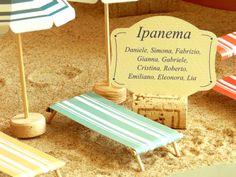 "3d table plan, modelo ""Playas del mundo"", mesa ""Ipanema"""