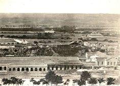 Estación de Atocha.1860. Madrid