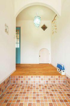 ブルーときのこ屋根にキュン! やさしめ、プロヴァンススタイル | 富士ホームズデザインの新築施工例【イエタテ】