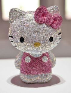 Hello Kitty. ..... Sanrio says its NOT A CAT......NOT A CAT Really!!!! It looks like one to me :-(