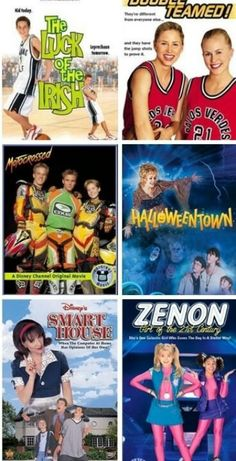 Love Disney channel originals. I absolutly adore all of them. Except the last one zenon