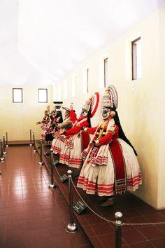 Art museum at Kalamandalam