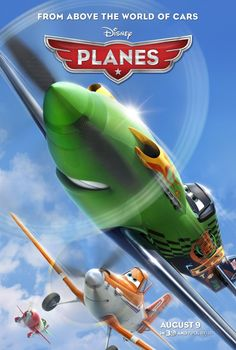 Planes Official Trailer #1 (2013)