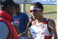 Winner @Prodi_Khumalo Prodigal Khumalo #Township2Township #Marathon #Craigsathletes 3013 - Eritrean, Marathons, Personal Goals, Athlete, Champion, Mens Sunglasses, Fashion, Moda, Fashion Styles
