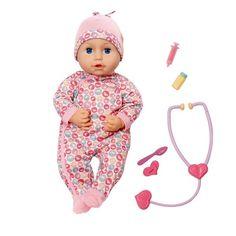 Baby Annabell Milly Feels Better vauvanukke Medicine Bottles, 6th Birthday Parties, Feel Better, Dolls, Education, Feelings, Children, Baby, Baby Dolls