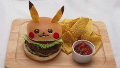 Japón: Restaurante temático sirve hamburguesas y helados 'Pikachu'