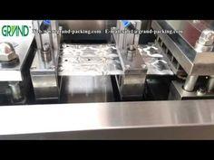 Automatic Liquid blister packing machine