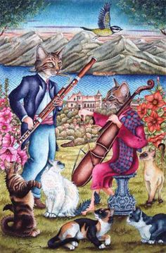 """Le basson d'Anton"" par Bernard Vercruyce"