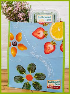 Earthbound Farm Earth Day Shopping Bag Giveaway