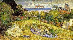 Daubigny's GardenVincent van Gogh 1890 Oil on canvas56 cm × 101 cm (22 in × 39.8 in) LocationKunstmuseum Basel, Basel