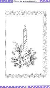 Resultado de imagen para patrones de tarjeteria española navideñas