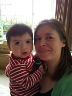 Ry and mummy