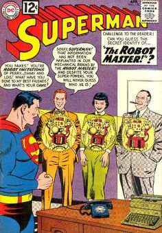 SUPERMAN NO.152
