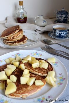 havermoutpannenkoekjes als ontbijt