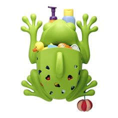 Boon Frog Pod Bath Organiser | Toys R Us Babies R Us Australia