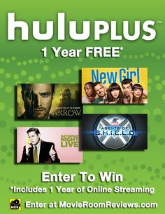 3/31/15 #WIN a Year of #Hulu Plus!  http://gvwy.io/z71jcb5