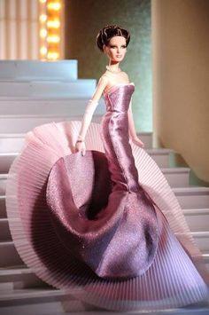 MFDS OOAK Charity Madrid Premier Beauty Winner by Monlew Barbie Convention