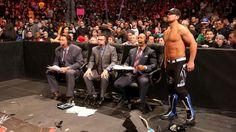 Raw: 3/28/16: Zack Ryder vs. Chris Jericho