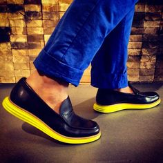 Cole Haan LunarGrand Penny Loafers