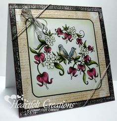 Heartfelt Creations | Romantique Birds