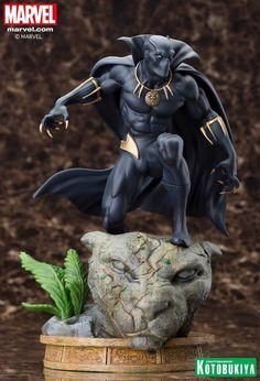 Actionfigur Avenger Black Panther Kotobukiya Kunst Sammlerstück Modell Spielzeug