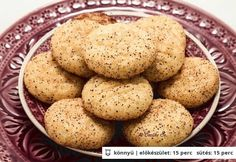 Sweet Recipes, Snack Recipes, Snacks, Pavlova, Cookie Desserts, Winter Food, Confectionery, Cake Cookies, Cupcakes