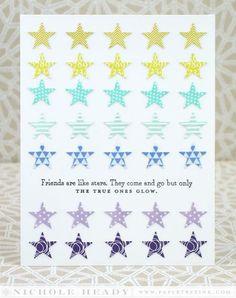 True Friends Glow Card