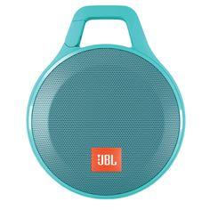 JBL Clip+ Portable tooth Splashproof Speaker - Teal