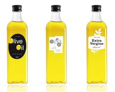 italian olive oil by Mandy Niebergall, via Behance. Interesting look with different logo looks IMPDO