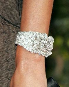 Cartier Vintage Diamond Bracelet
