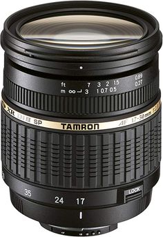 Tamron AF Di II objektiv til Nikon - Objektiver & blitz Nikon D3100, Sony A6000, Iphone 6, Eos, Distancia Focal, Ultra Wide Angle Lens, Appareil Photo Reflex, Filter, Camera Photos