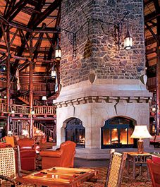 Style destination: Winter lodge getaways plus other travel suggestions