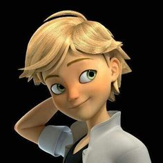 Adrien Agreste my cinnamon roll
