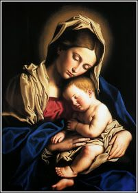 Catholic Fire: Solemnity of Mary, the Mother of God