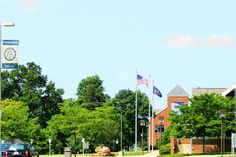 The classic shot.  #H2P #CollegeCampus #scenic #Pennsylvania
