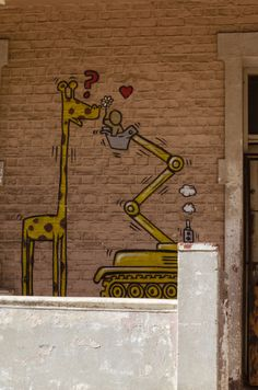 A Closer Look at Woodstock's Street Art – Petro Vivier